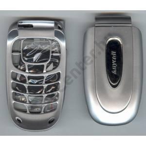 Samsung SGH-X450 Előlap Ezüst