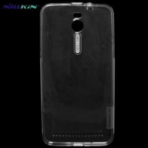 Asus Zenfone 2 (ZE551ML) NILLKIN NATURE telefonvédő gumi / szilikon (0.6 mm, ultravékony) ÁTLÁTSZÓ