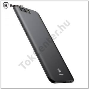 HUAWEI Honor 9 BASEUS műanyag telefonvédő (ultravékony) FEKETE