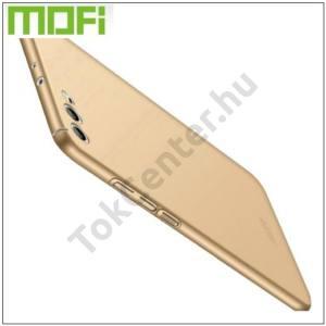 HUAWEI Honor 9 MOFI műanyag telefonvédő (ultravékony) ARANY