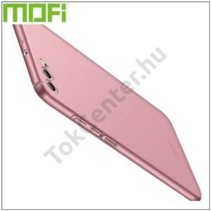 HUAWEI Honor 9 MOFI műanyag telefonvédő (ultravékony) ROZÉARANY