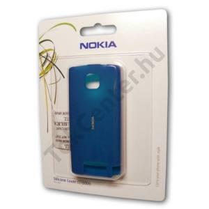 Nokia 5250 Telefonvédő gumi / szilikon KÉK