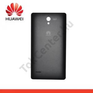Huawei Ascend G700 Akkufedél FEKETE