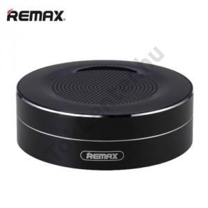 REMAX M13 BLUETOOTH hordozható hangszóró (mikrofon, microUSB csatlakozó) FEKETE