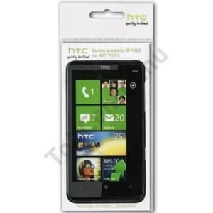 HTC HD7 (Grove) Képernyővédő fólia (2 db-os) CLEAR