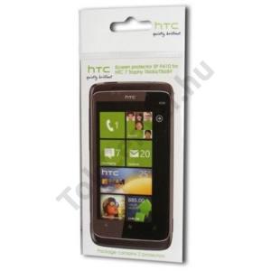 HTC 7 Trophy (Spark) Képernyővédő fólia (2 db-os) CLEAR