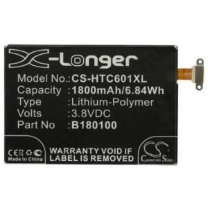 Akku 1800 mAh LI-Polymer (belső akku, beépítése szakértelmet igényel! 35H00210-00M kompatibilis)