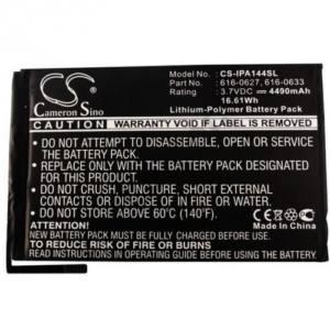 APPLE IPAD mini Akku 4490 mAh LI-Polymer (belső akku, beépítése szakértelmet igényel! 616-0688 kompatibilis)