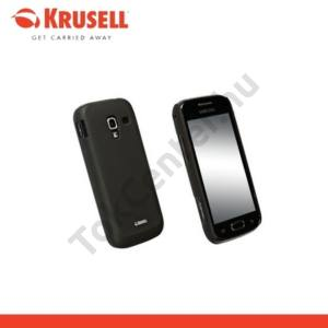 Samsung Galaxy Ace 2 (GT-I8160) KRUSELL ColorCover műanyag telefonvédő FEKETE