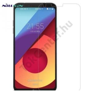 LG Q6 NILLKIN H képernyővédő fólia (hátsó,1 db-os, ujjlenyomat mentes,karcálló, edzett üveg,9H, 0.33mm vékony, NEM hajlik rá!)