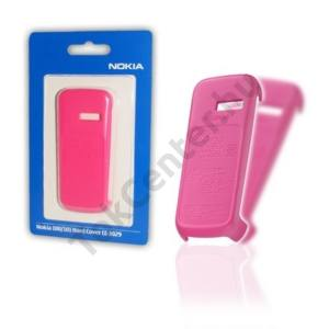 Nokia 100 Műanyag telefonvédő MAGENTA