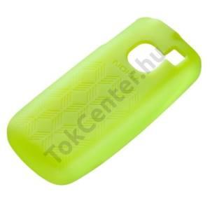 Nokia C1-01 Telefonvédő gumi / szilikon LIME ZÖLD