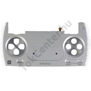 Ericsson XPERIA Play (R800i) Készülék ház alsó belső része FEHÉR