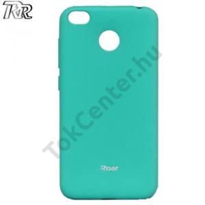 XIAOMI Redmi Note 4-4x ROAR ALL DAY telefonvédő gumi / szilikon (matt) MENTAZÖLD
