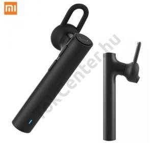 Xiaomi Mi Youth Edition bluetooth james bond (zajszűrő, multipont) FEKETE