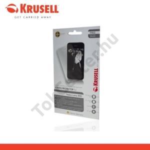 Nokia Lumia 800 KRUSELL képernyővédő fólia, törlőkendővel  (1 db-os) ultravékony, környezetbarát anyagból
