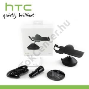 HTC One S (Z520e) Kezdőcsomag (tapadókorongos tartó + szivartöltő)