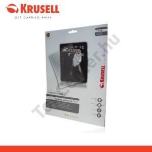 Samsung Galaxy Tab 10.1 (P7500) KRUSELL képernyővédő fólia, törlőkendővel  (1 db-os) ultravékony, környezetbarát anyagból