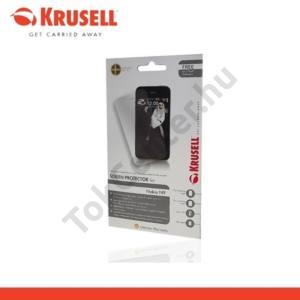 Nokia N9-00 KRUSELL képernyővédő fólia, törlőkendővel  (1 db-os) ultravékony, környezetbarát anyagból