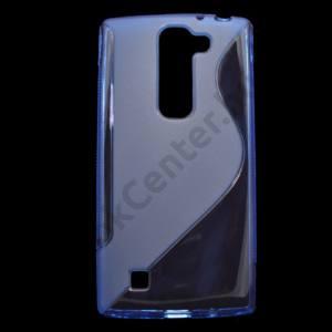 LG Magna (C90) Telefonvédő gumi / szilikon (S-line) KÉK