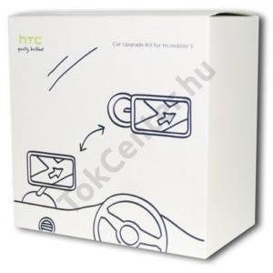 HTC Incredible S (S710e) Kezdőcsomag (tapadókorongos tartó + szivartöltő + tartókonzol)
