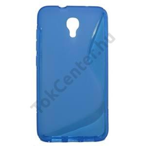 Alcatel Idol 2S (OT-6050) Telefonvédő gumi / szilikon (S-line) KÉK