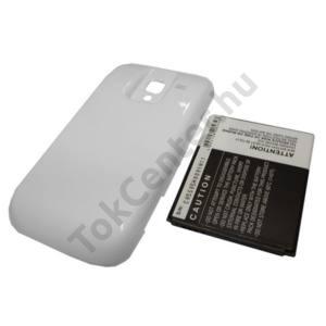 Samsung Galaxy Ace 2 (GT-I8160) Akku 3100 mAh LI-ION + akkufedél FEHÉR
