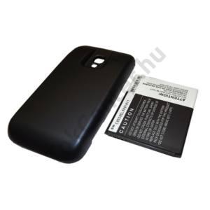 Samsung Galaxy Ace 2 (GT-I8160) Akku 3100 mAh LI-ION + akkufedél KÉK
