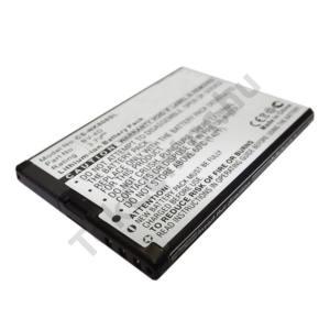 Nokia 808 PureView Akku 1250 mAh LI-ION (BV-4D kompatibilis, belső akku, beépítése szakértelmet igényel!)