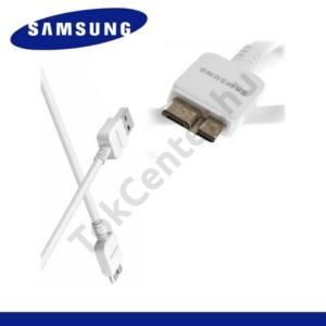 Adatátvitel adatkábel (micro-B USB 3.0, 100 cm hosszú)  FEHÉR
