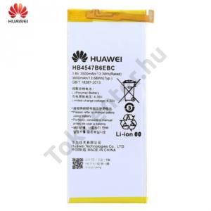 Huawei Honor 6 Plus Akku 3600 mAh LI-Polymer (belső akku, beépítése szakértelmet igényel!)