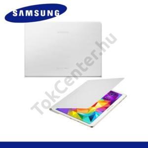Samsung Galaxy Tab S 10.5 LTE (SM-T805) Telefonvédő, bőr Simple Cover (előlap védelem) FEHÉR