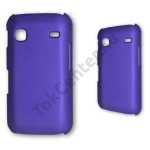 Samsung Galaxy Gio (GT-S5660) Műanyag telefonvédő LILA