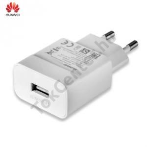 Hálózati töltő USB aljzat (5V / 2000mA, kábel NÉLKÜL, gyorstöltés támogatás) FEHÉR