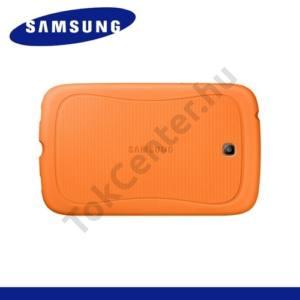 Kezdőcsomag (műanyag telefonvédő + érintőképernyő ceruza) NARANCS