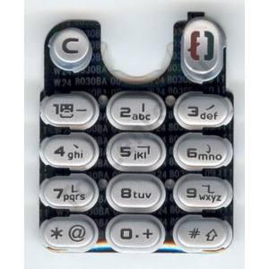 Alcatel OTE 715 Készülék billentyűzet