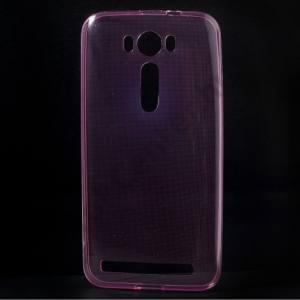 Asus Zenfone 2 Laser 5`` (ZE500KL) Telefonvédő gumi / szilikon (ultravékony) RÓZSASZÍN
