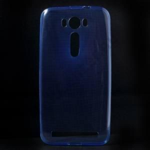 Asus Zenfone 2 Laser 5`` (ZE500KL) Telefonvédő gumi / szilikon (ultravékony) SÖTÉTKÉK