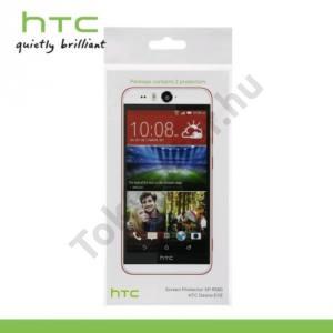 HTC Desire Eye (M910X) Képernyővédő fólia (2 db-os) CLEAR