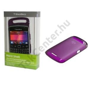 BlackBerry 9360 Curve Műanyag telefonvédő LILA