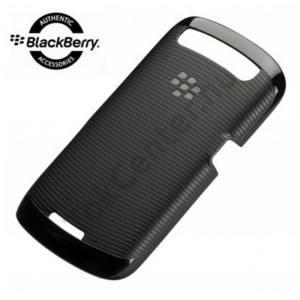 BlackBerry 9360 Curve Műanyag telefonvédő FEKETE