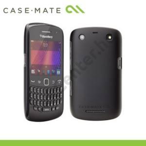 BlackBerry 9360 Curve CASE-MATE műanyag telefonvédő BARELY THERE - FEKETE