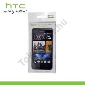 HTC Desire 300 Képernyővédő fólia (2 db-os) CLEAR