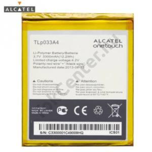Alcatel One Touch Tab 7 Dual Core (OT-T015) Akku 3300 mAh LI-ION (belső akku, beépítése szakértelmet igényel!)