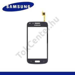 Samsung Galaxy Core Plus Plexi ablak, érintőpanellel FEKETE
