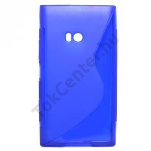 Nokia Lumia 900 Telefonvédő gumi / szilikon (S-line) KÉK