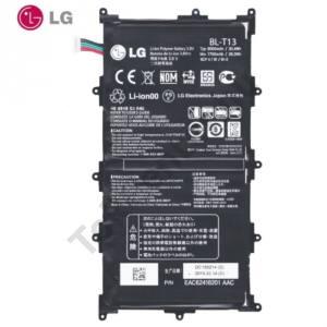 LG G Pad 10.1 (V700) Akku 8000 mAh LI-ION (belső akku, beépítése szakértelmet igényel!)