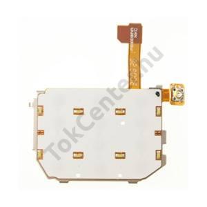 Ericsson W850 Billentyűzet fólia billentyűzet panellel (numerikus rész)