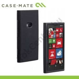 Nokia Lumia 920 CASE-MATE műanyag telefonvédő TOUGH PROTECTION - FEKETE