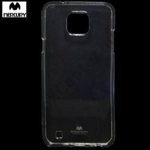 LG X Cam MERCURY Goospery telefonvédő gumi / szilikon ÁTLÁTSZÓ